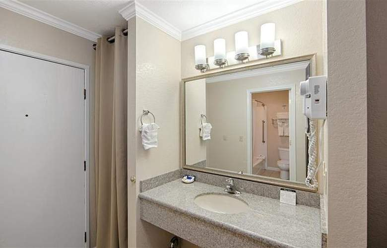 Best Western Silicon Valley - Room - 22