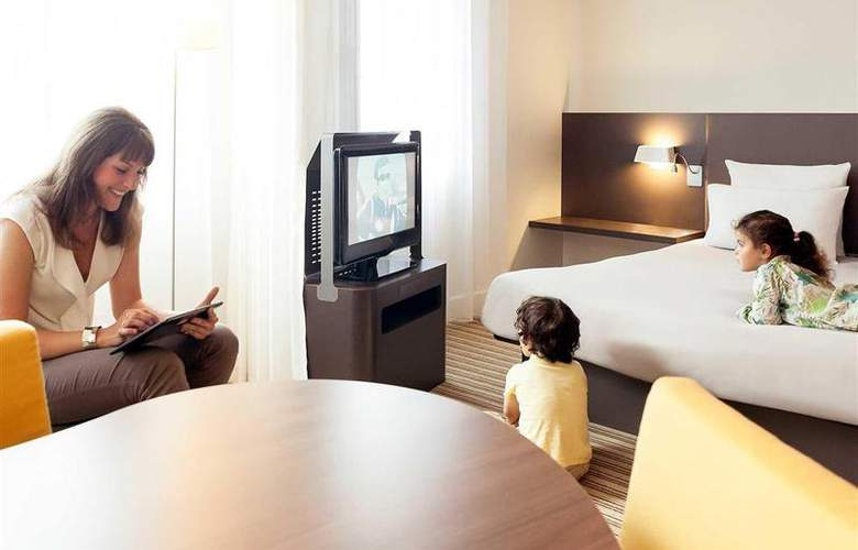 Novotel Suites Paris Montreuil Vincennes - Room - 4