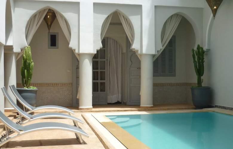 Riad Shemsi - Pool - 9
