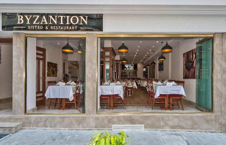 Glorious Hotel Istanbul - Restaurant - 24