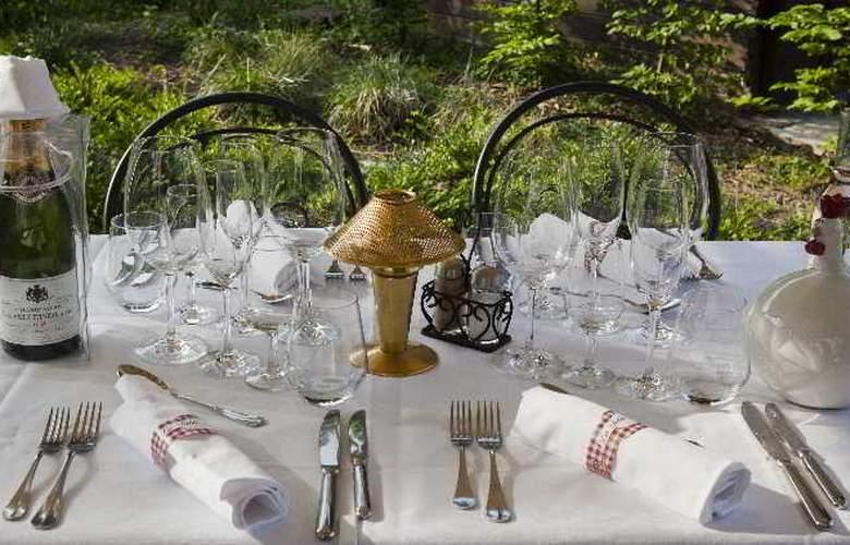 Le Verger Des Chateaux - Restaurant - 25