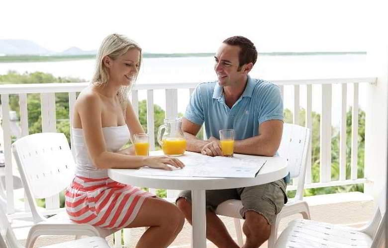 Rydges Tradewinds Resort Cairns - Terrace - 11