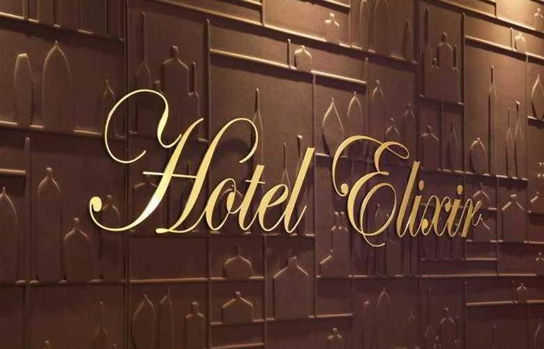 Best Western Elixir Grasse - Hotel - 10