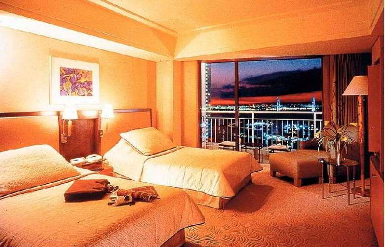 Pan Pacific Yokohama Bay Hotel Tokyu - Hotel - 12