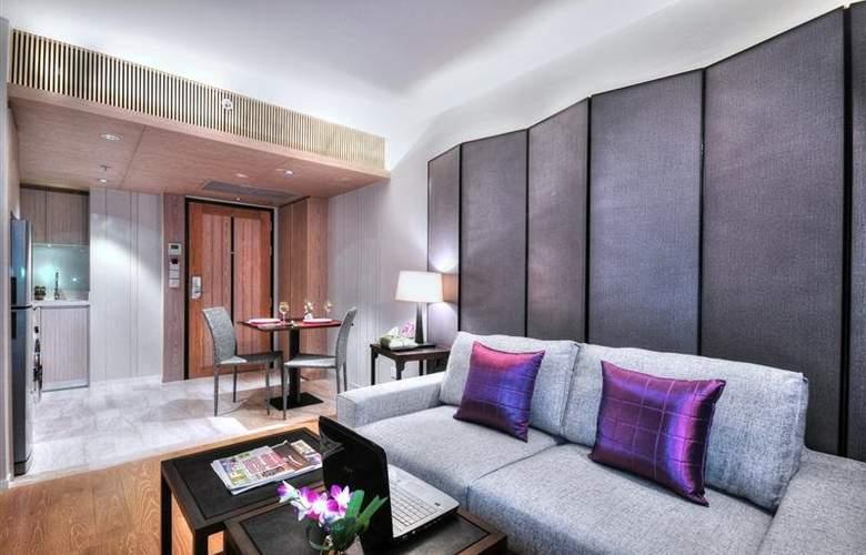 Arcadia Suites Bangkok - Hotel - 2