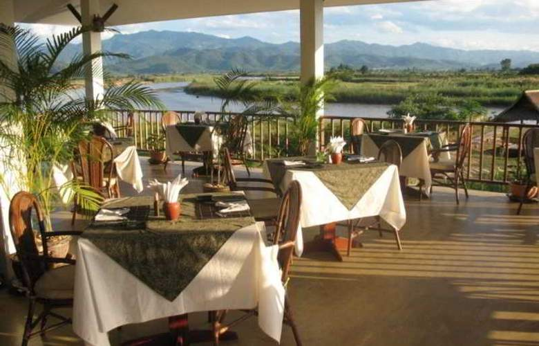 Maekok River Village Resort - Restaurant - 9