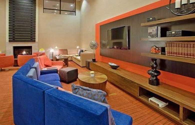 Courtyard Salt Lake City Airport - Hotel - 10