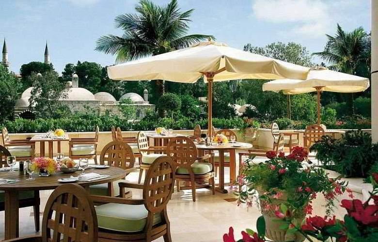 Four Seasons Damascus - Restaurant - 4