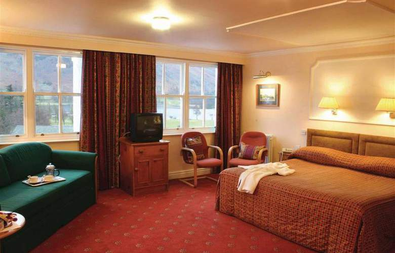 Best Western Glenridding - Room - 13