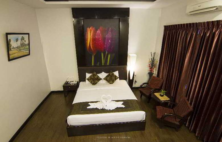King Grand Suites Boutique Hotel - Room - 16