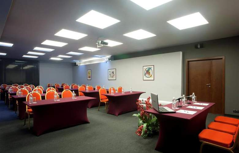 Best Western Premier Collection City Sofia - Conference - 63