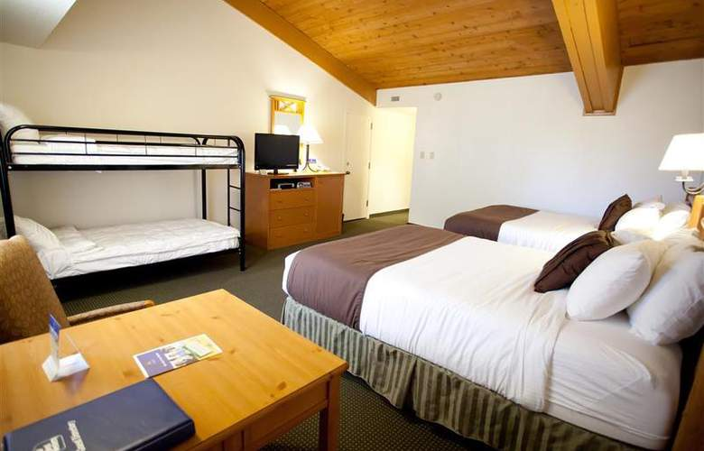 Best Western Sheridan Center - Room - 90