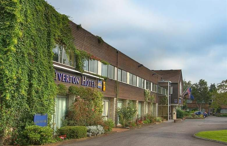 Best Western Tiverton - Hotel - 86