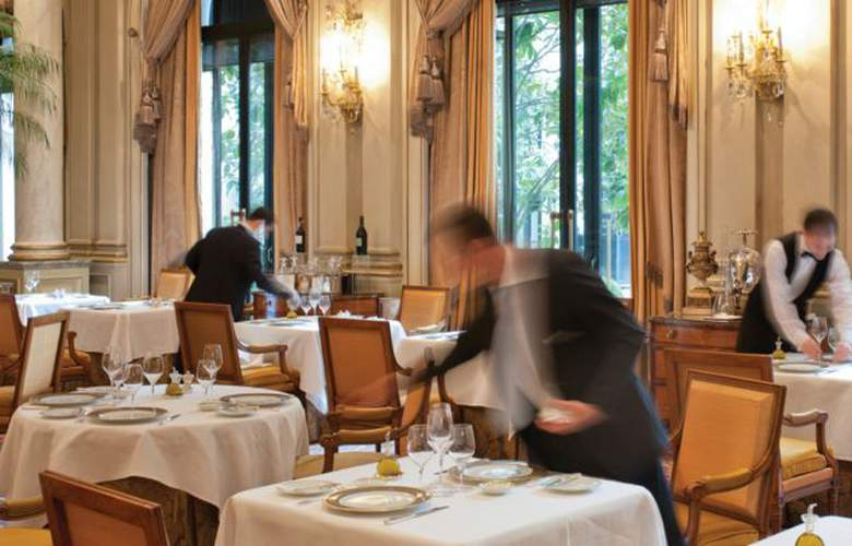 Four Seasons George V - Restaurant - 7