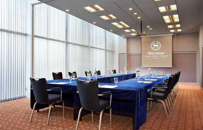 Sheraton Amsterdam Airport Hotel & Conference - Hotel - 17
