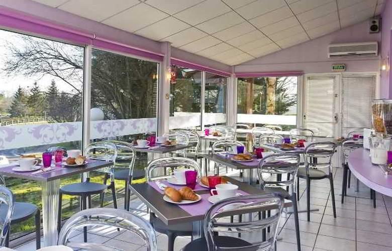 Tourhotel Blois - Restaurant - 2