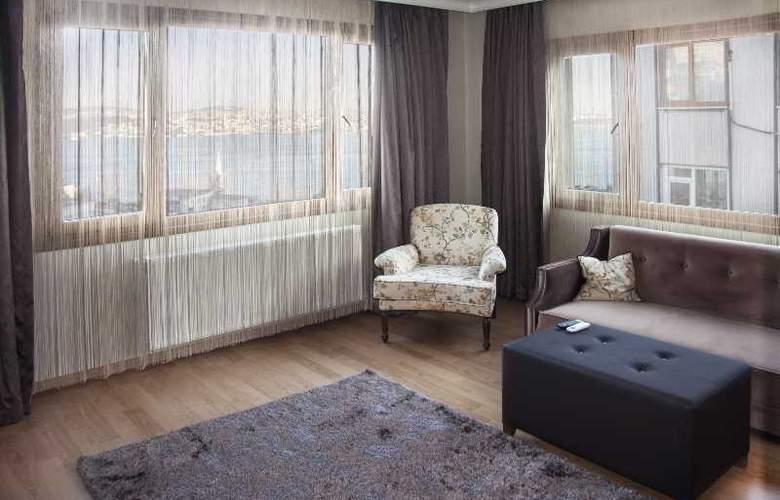 Cihangir Ceylan Suite Hotel - Room - 9