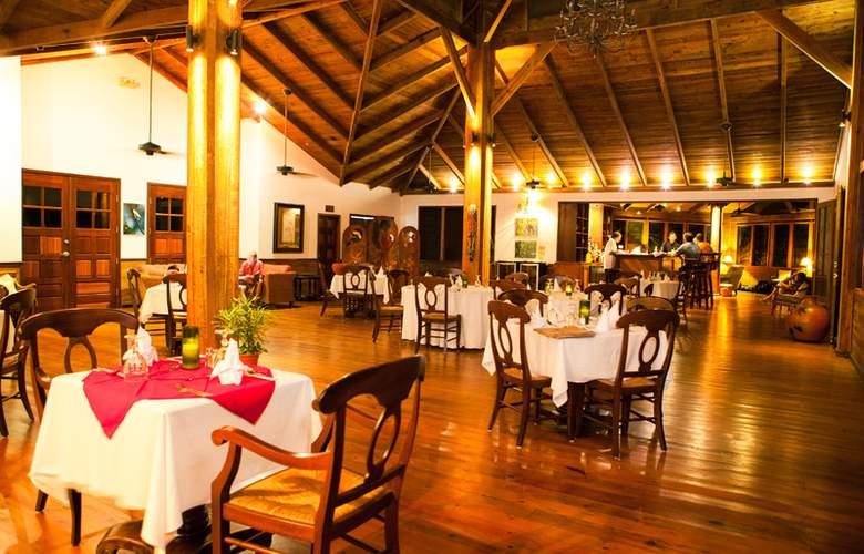 The Lodge At Pico Bonito - Restaurant - 5