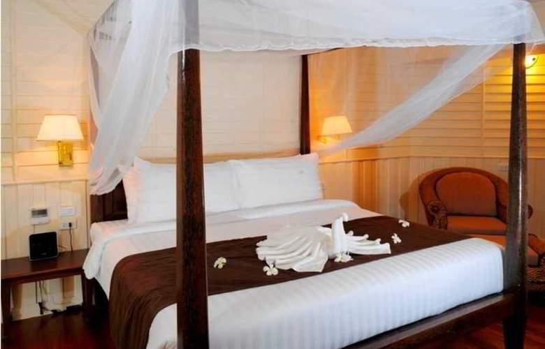 Buddy Oriental Riverside Nonthaburi - Room - 5