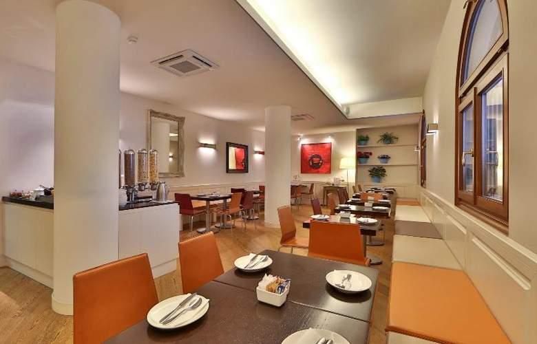 Best Western Hotel Canon d'Oro - Restaurant - 52