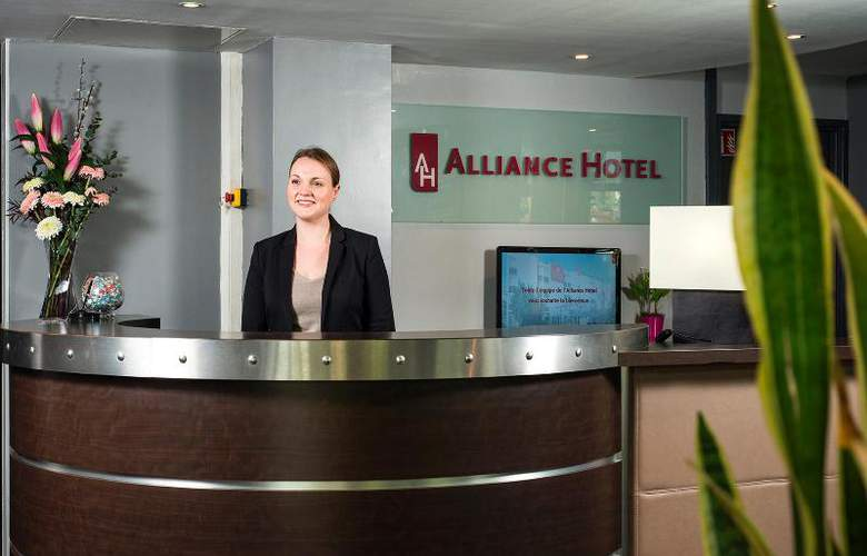 Alliance Hotel Paris Saint Quentin en Yvelines - General - 10