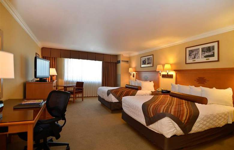 Best Western Premier Grand Canyon Squire Inn - Room - 82