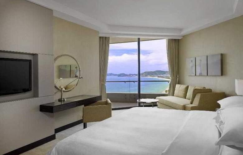 Sheraton Nha Trang Hotel and Spa - Hotel - 56