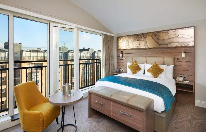 Hilton London Docklands Riverside - Room - 26