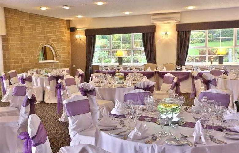 Best Western Bolholt Country Park - Hotel - 36