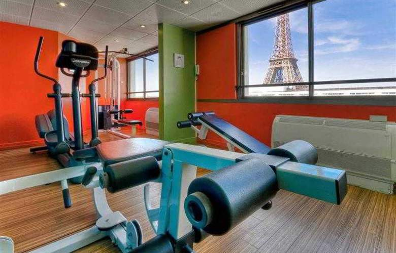 Mercure Paris Centre Tour Eiffel - Hotel - 38