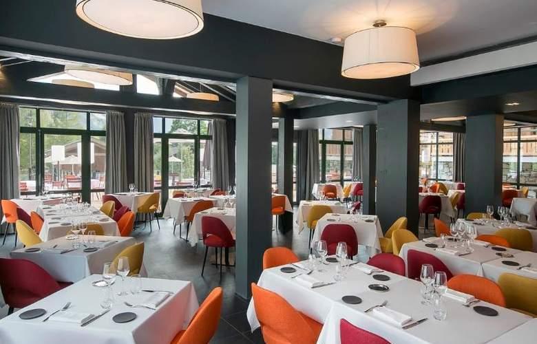 Best Western Plus Excelsior Chamonix Hotel & Spa - Restaurant - 62