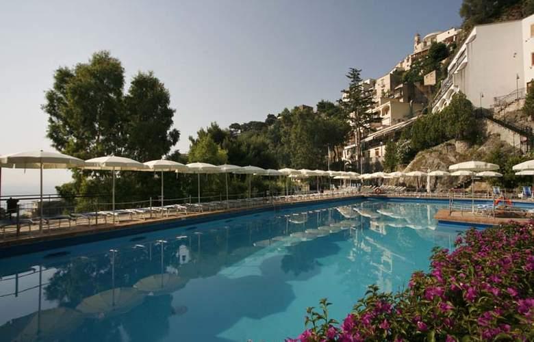 Royal Positano - Pool - 2