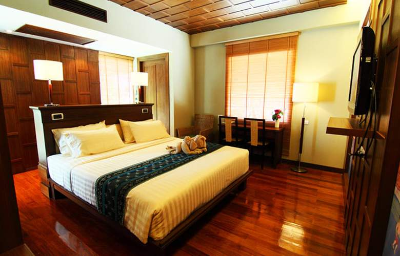 Pilanta Spa Resort - Room - 1