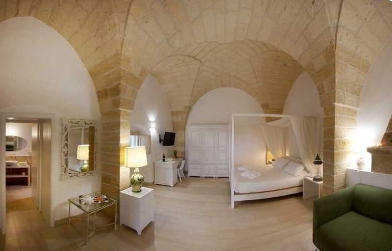 Masseria Terra Dei Padri Hotel - Room - 6