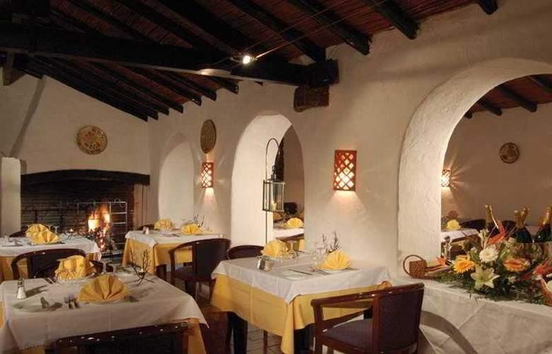 Pedras del Rei - Restaurant - 9