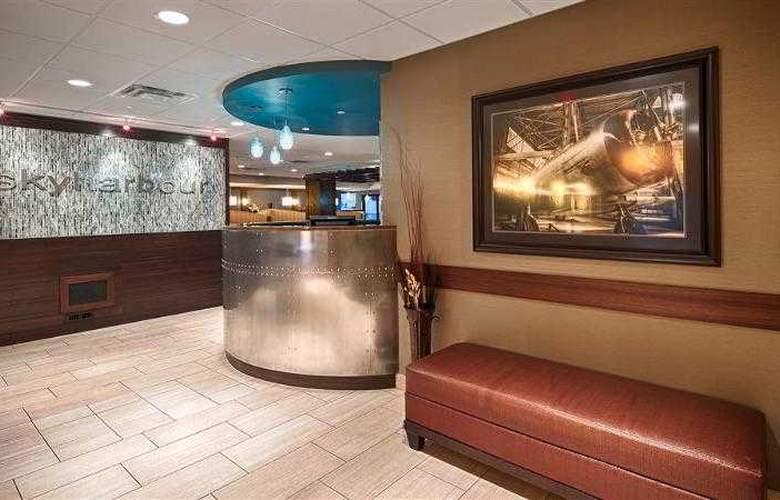 Best Western Port O'Call Hotel Calgary - Hotel - 77