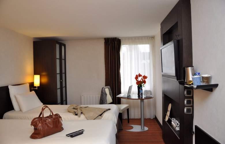 Kyriad Nantes Est - Carquefou - Room - 4