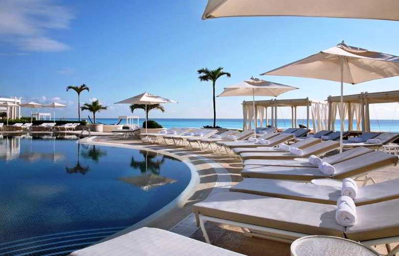 Sandos Cancún Luxury Experience Resort - Pool - 21
