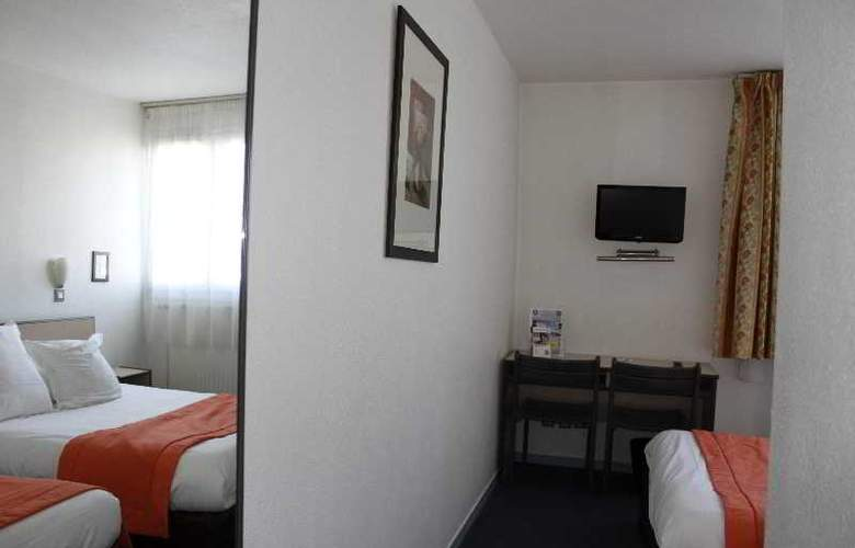 Inter-hotel city Beauvais - Room - 5
