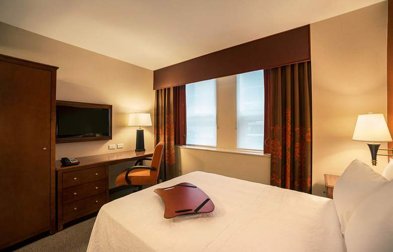 Hampton Inn Manhattan/Downtown-Financial District - Room - 12