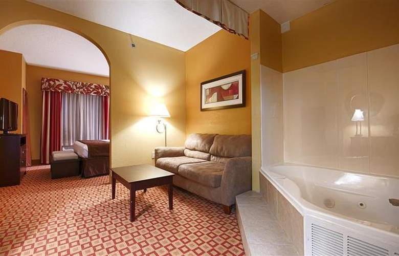 Best Western Plus Bradenton - Room - 87