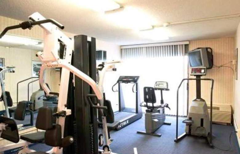 Holiday Inn Express Salt Lake City - Sport - 4