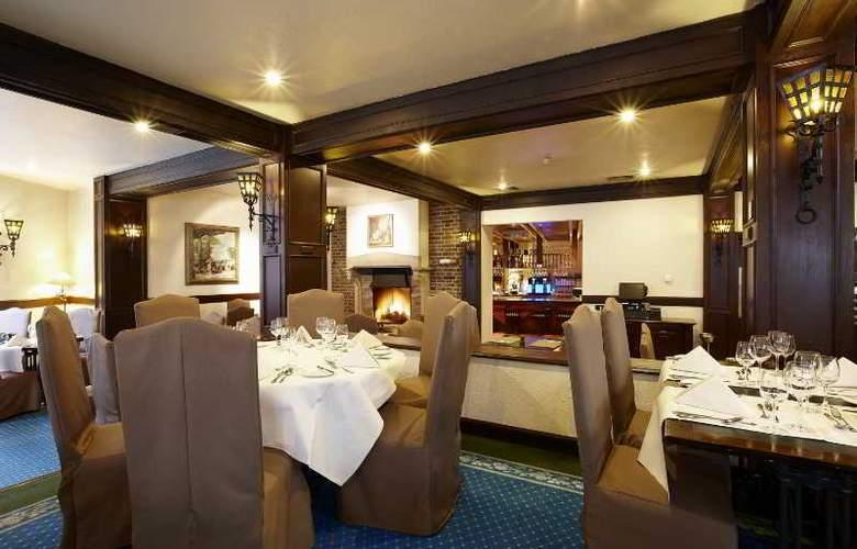 NH Brugge - Restaurant - 8