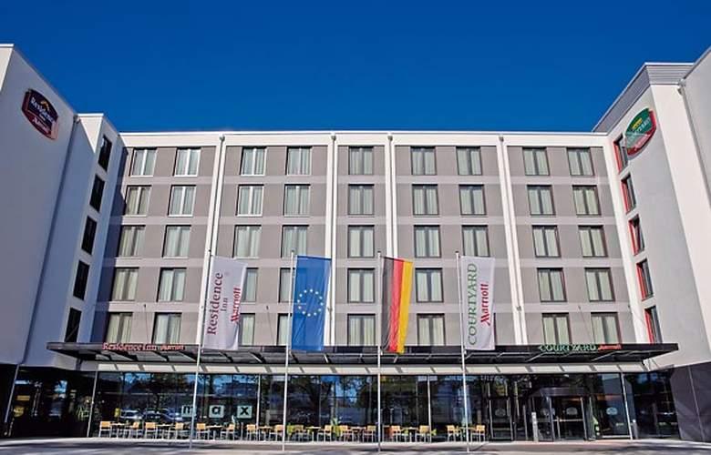 Courtyard by Marriott Munich City East - Hotel - 0