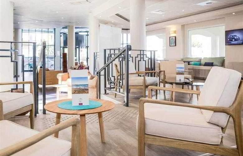 Mercure Thalassa Port Fréjus - Hotel - 46