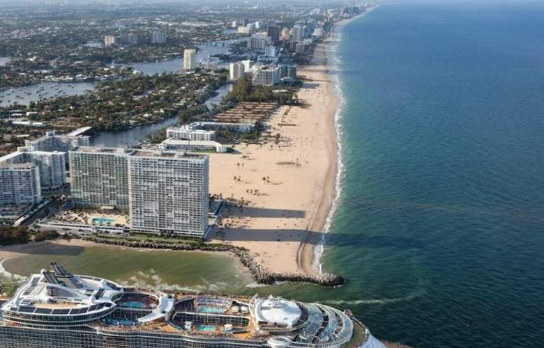 Bahia Mar Ft Lauderdale Beach-Doubletree by Hilton - Hotel - 14
