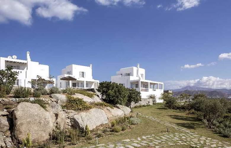 Naxian Collection Luxury Villas & Suites - Terrace - 12