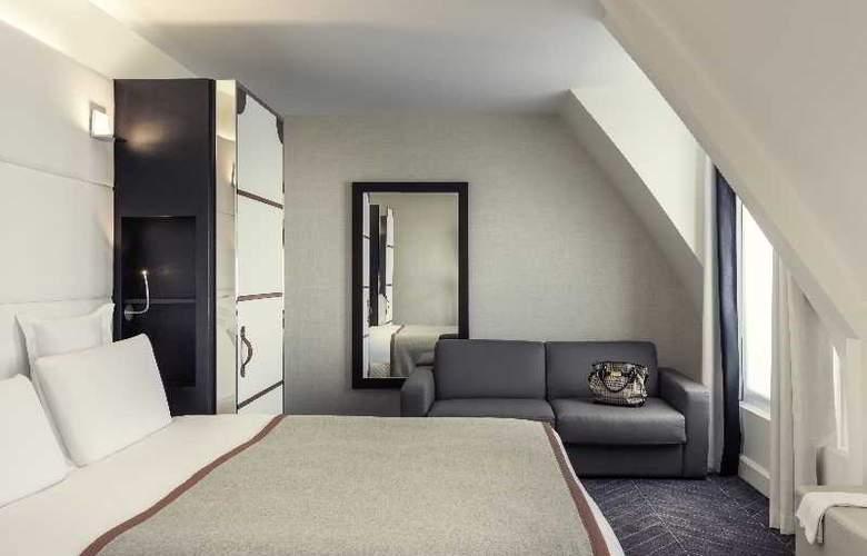 Mercure Paris Saint-Lazare Monceau - Room - 31