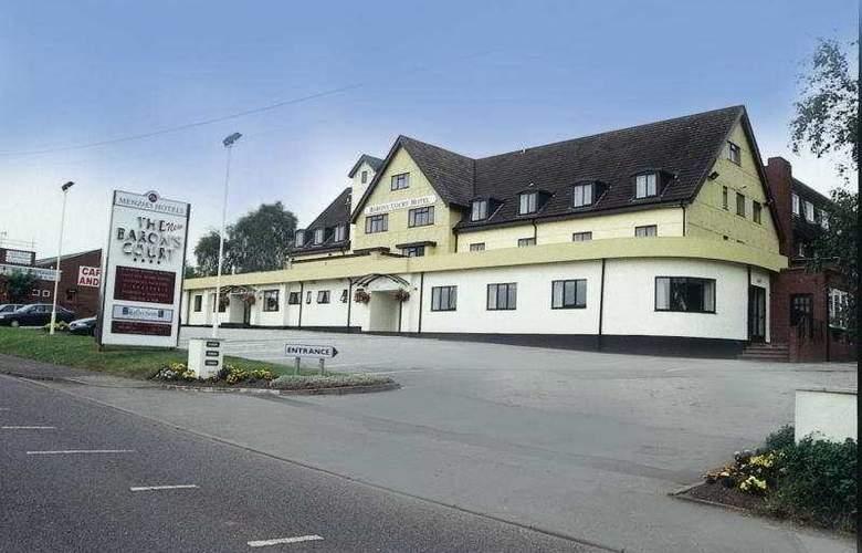 Menzies Baron's Court - Hotel - 0