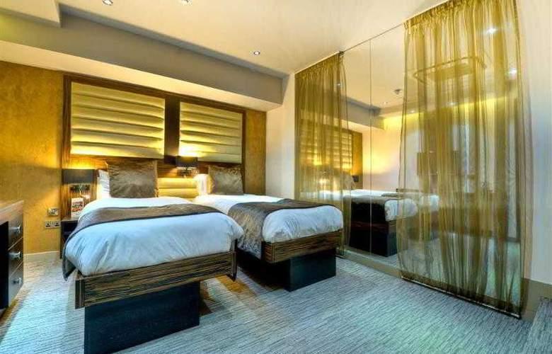 Best Western Maitrise - Hotel - 37